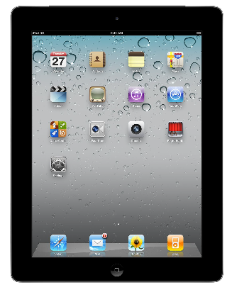 For iPad 2 (2nd gen - 2011)